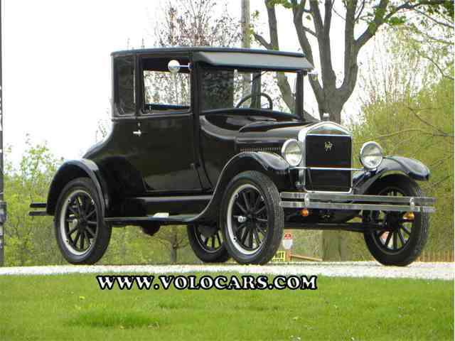 Picture of '27 Model T Dr.'s Coupe - N0H3
