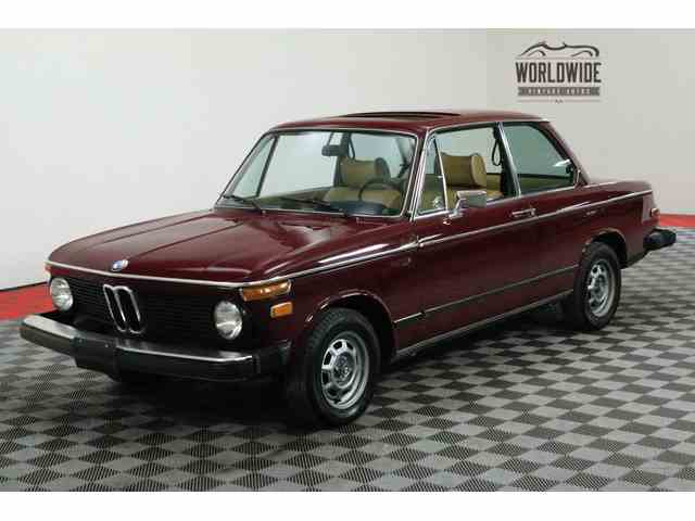 Picture of 1976 BMW 2002 - $13,900.00 Offered by Worldwide Vintage Autos - N0HB