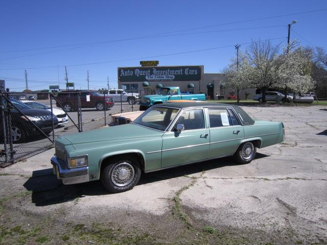 Picture of '79 Sedan DeVille - MXWK