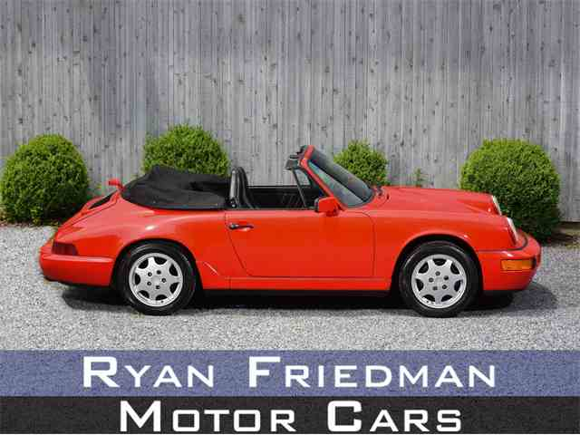 Picture of '90 911 Carrera Offered by Ryan Friedman Motor Cars  - N0HU