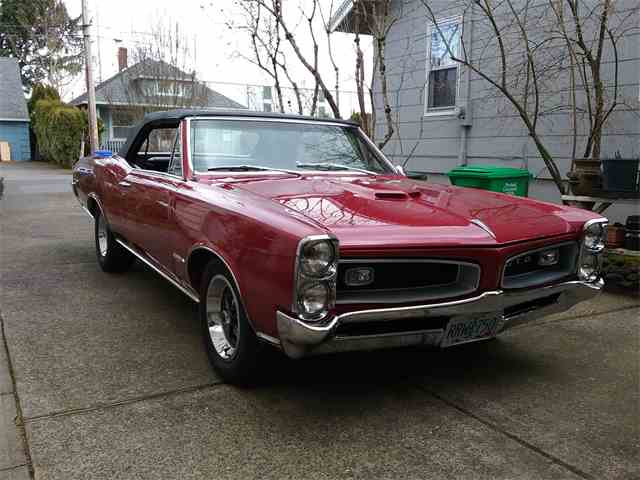Picture of '66 GTO - MXWM