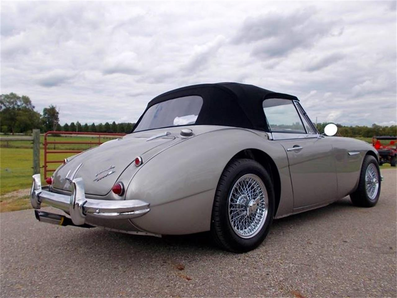 Large Picture of '63 Austin-Healey 3000 located in Indiana - N0IA
