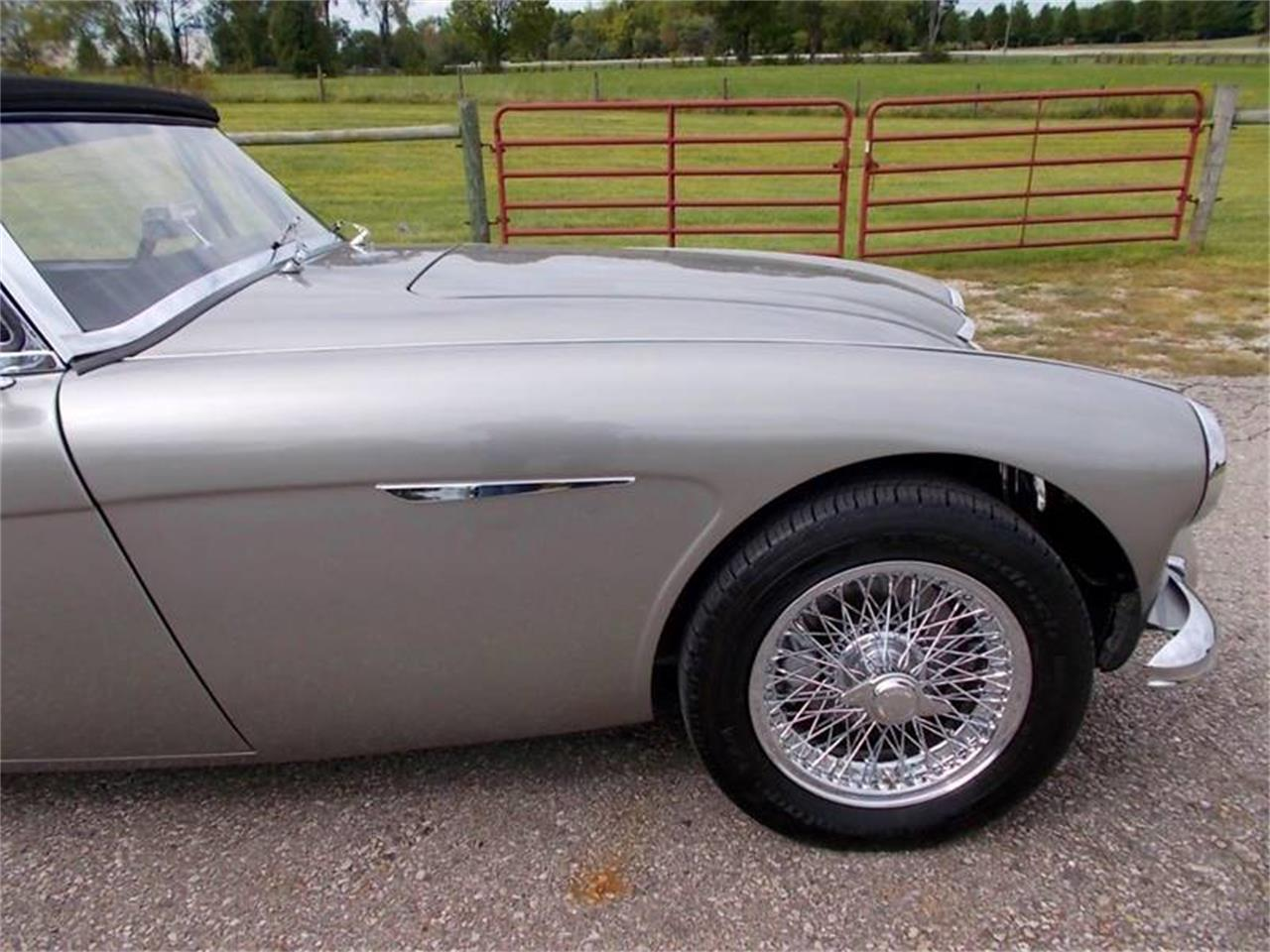 Large Picture of Classic 1963 Austin-Healey 3000 located in Knightstown Indiana Offered by 500 Classic Auto Sales - N0IA