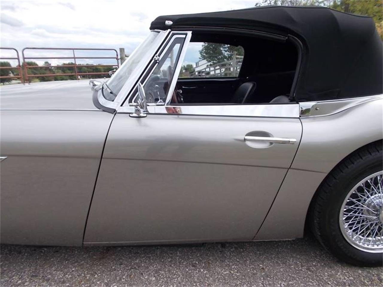 Large Picture of '63 Austin-Healey 3000 Auction Vehicle - N0IA