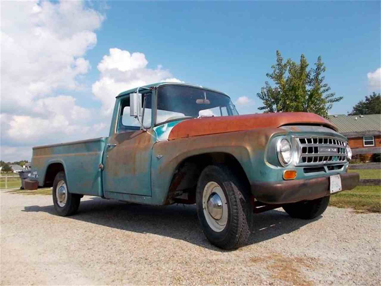 1964 International Pickup | Olivero