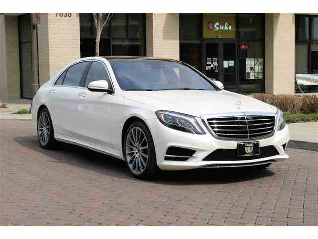 Picture of '17 S-Class - N0II