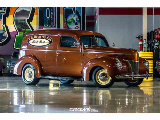Picture of '40 Sedan Delivery - N0IN