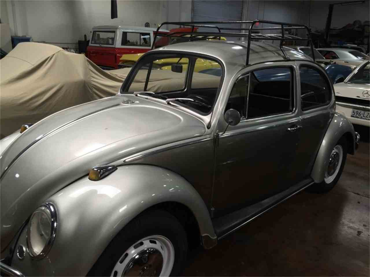 Large Picture of Classic '66 Volkswagen Beetle located in California Auction Vehicle - N0IU