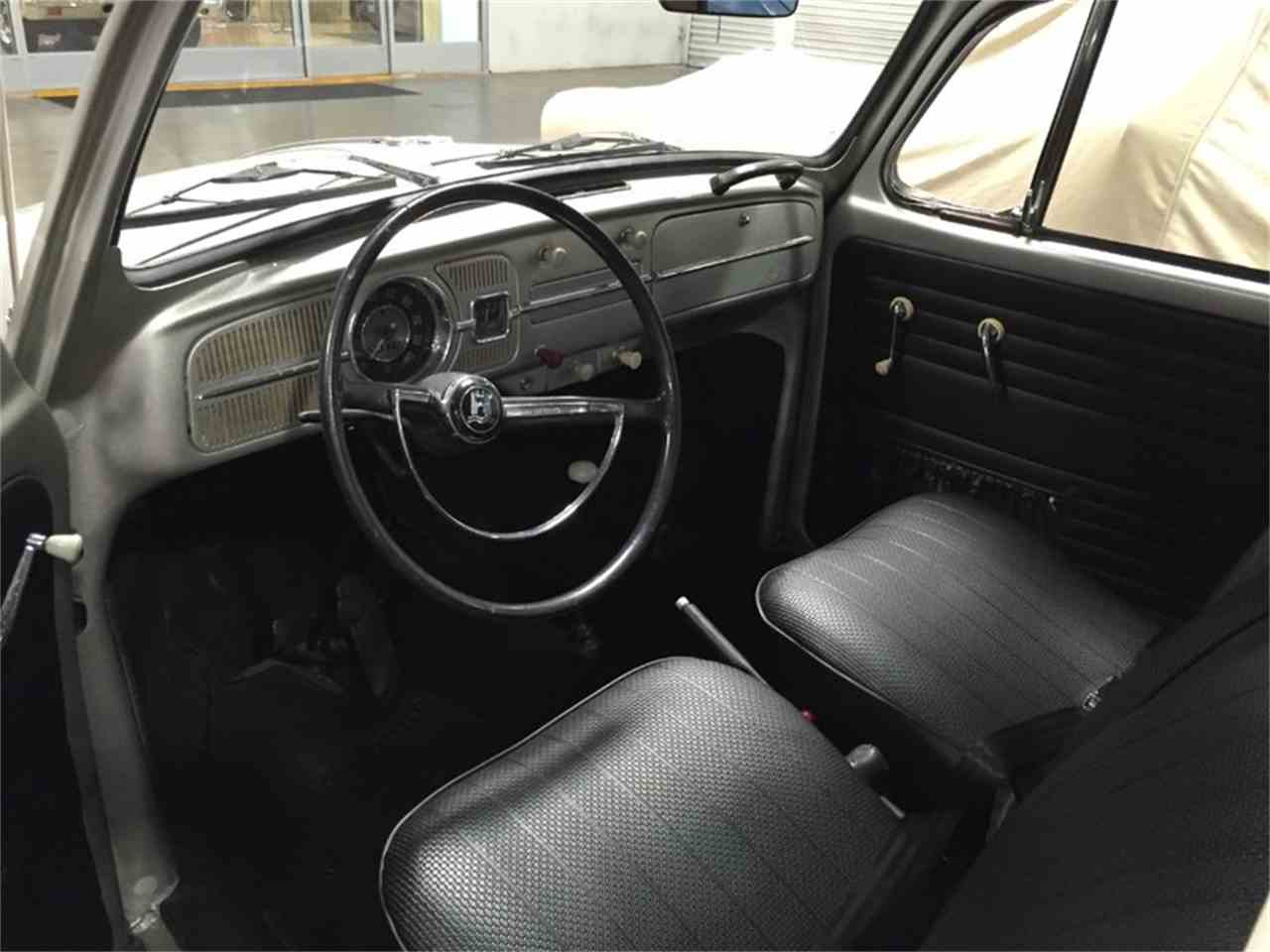 Large Picture of 1966 Beetle Auction Vehicle - N0IU