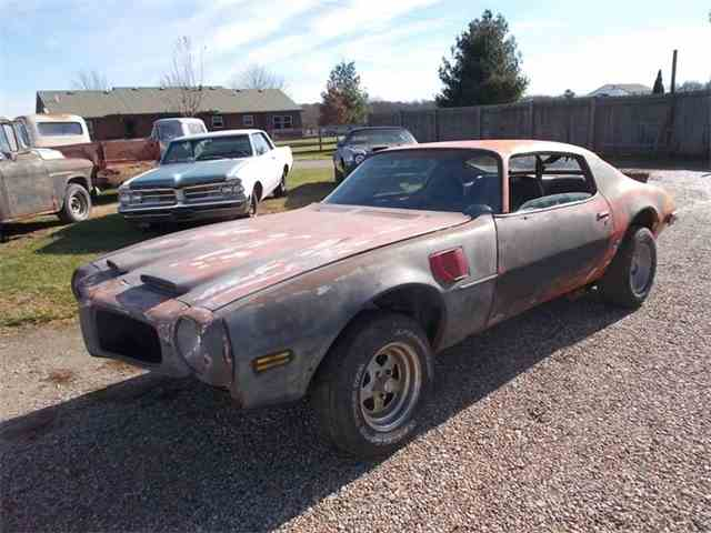 Picture of '72 Firebird - N0IW