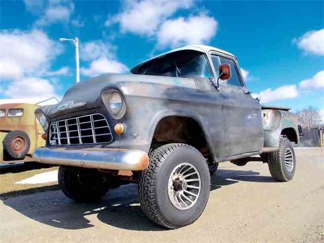 Picture of Classic '55 Chevrolet 3100 Auction Vehicle Offered by 500 Classic Auto Sales - N0J6