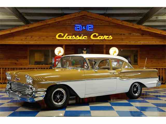 Picture of '58 Del Ray - N0JE
