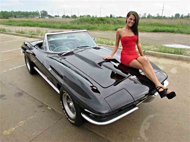 Picture of Classic 1964 Chevrolet Corvette - $55,550.00 Offered by More Muscle Cars - N0JN