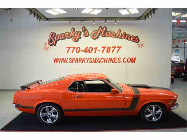 Picture of Classic '70 Ford Mustang located in Loganville Georgia - $46,900.00 - N0JU