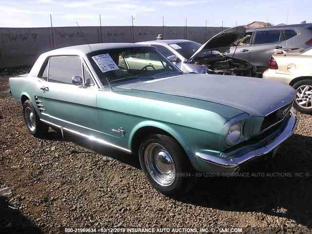 Picture of '66 Mustang - N0KG