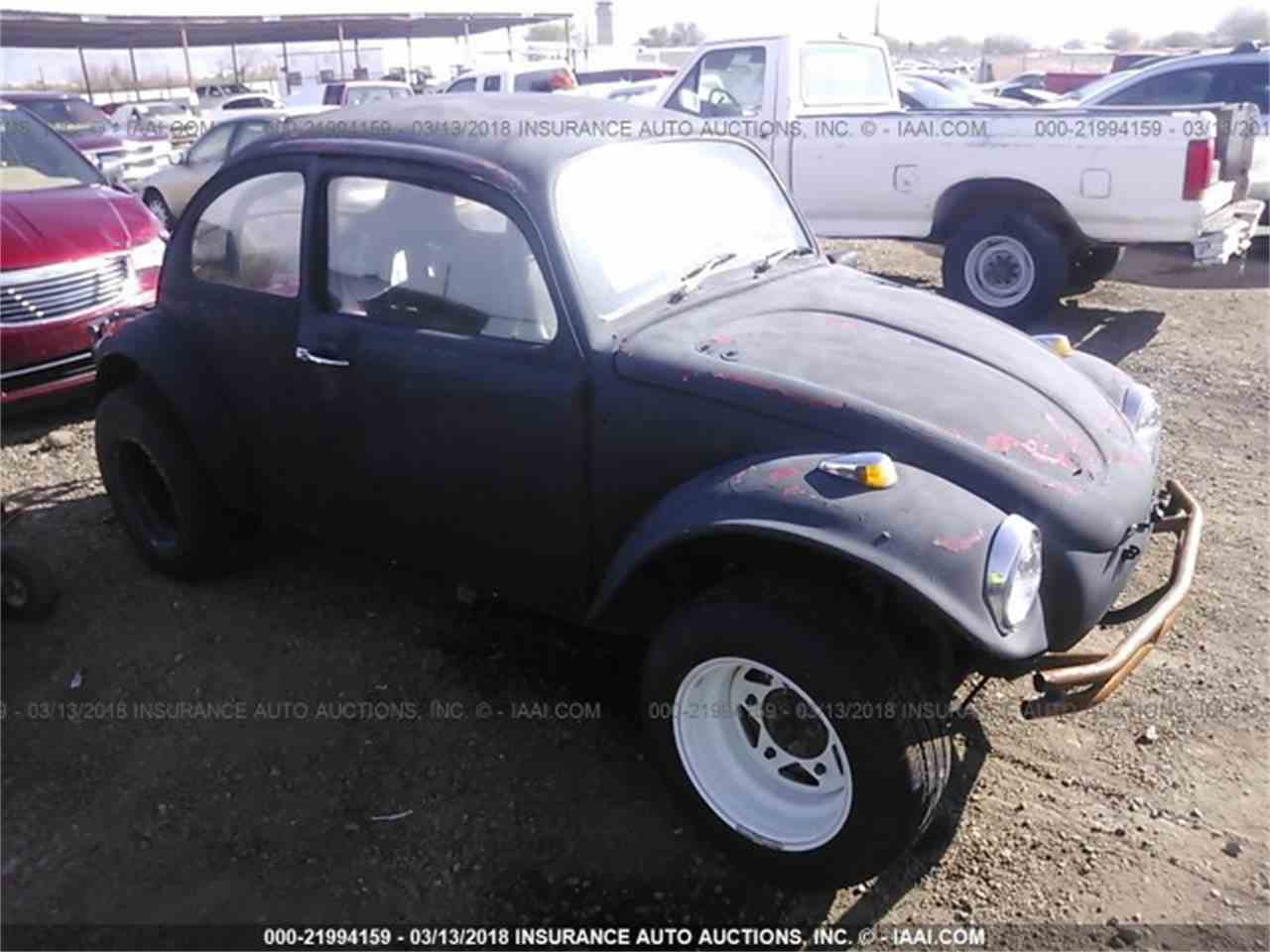Large Picture of '67 Volkswagen Beetle Auction Vehicle Offered by SCA.AUCTION - N0KK