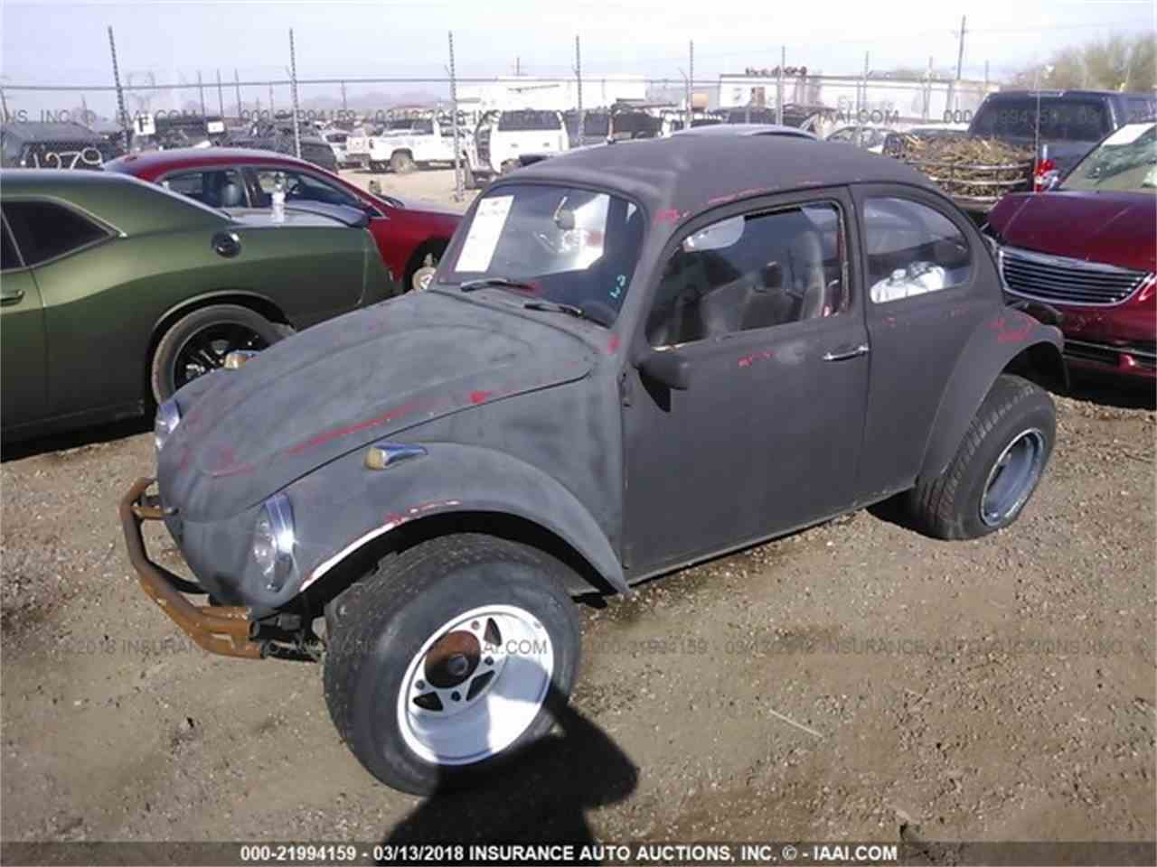 Large Picture of Classic 1967 Beetle Auction Vehicle Offered by SCA.AUCTION - N0KK