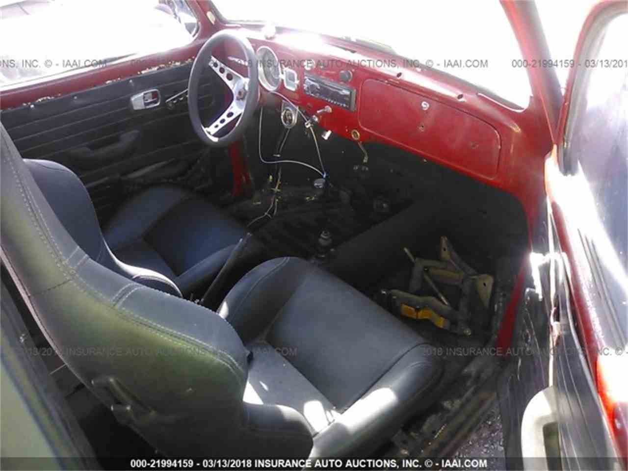 Large Picture of 1967 Volkswagen Beetle Auction Vehicle Offered by SCA.AUCTION - N0KK
