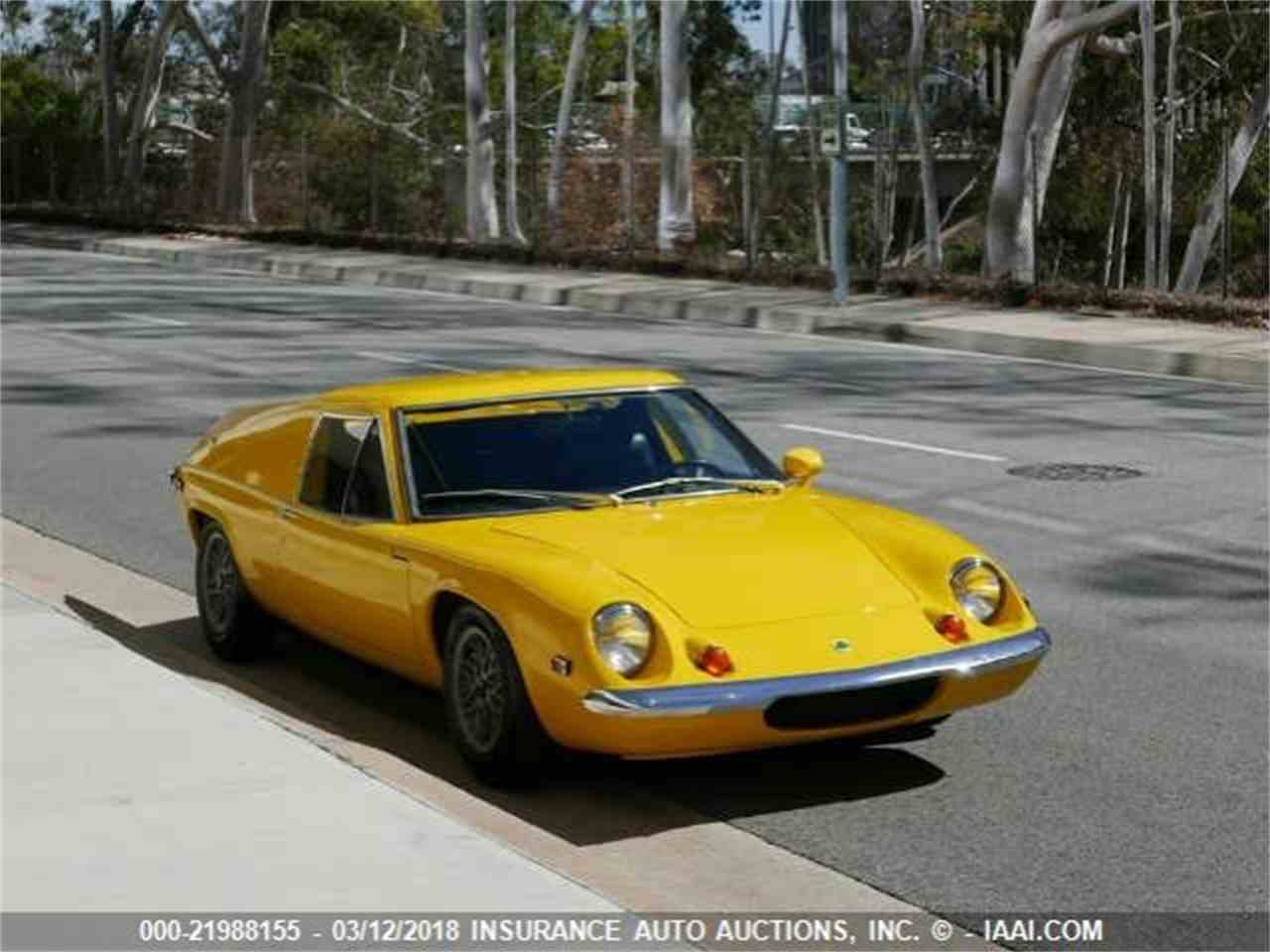 1969 Lotus Race Car for Sale | ClassicCars.com | CC-1073831