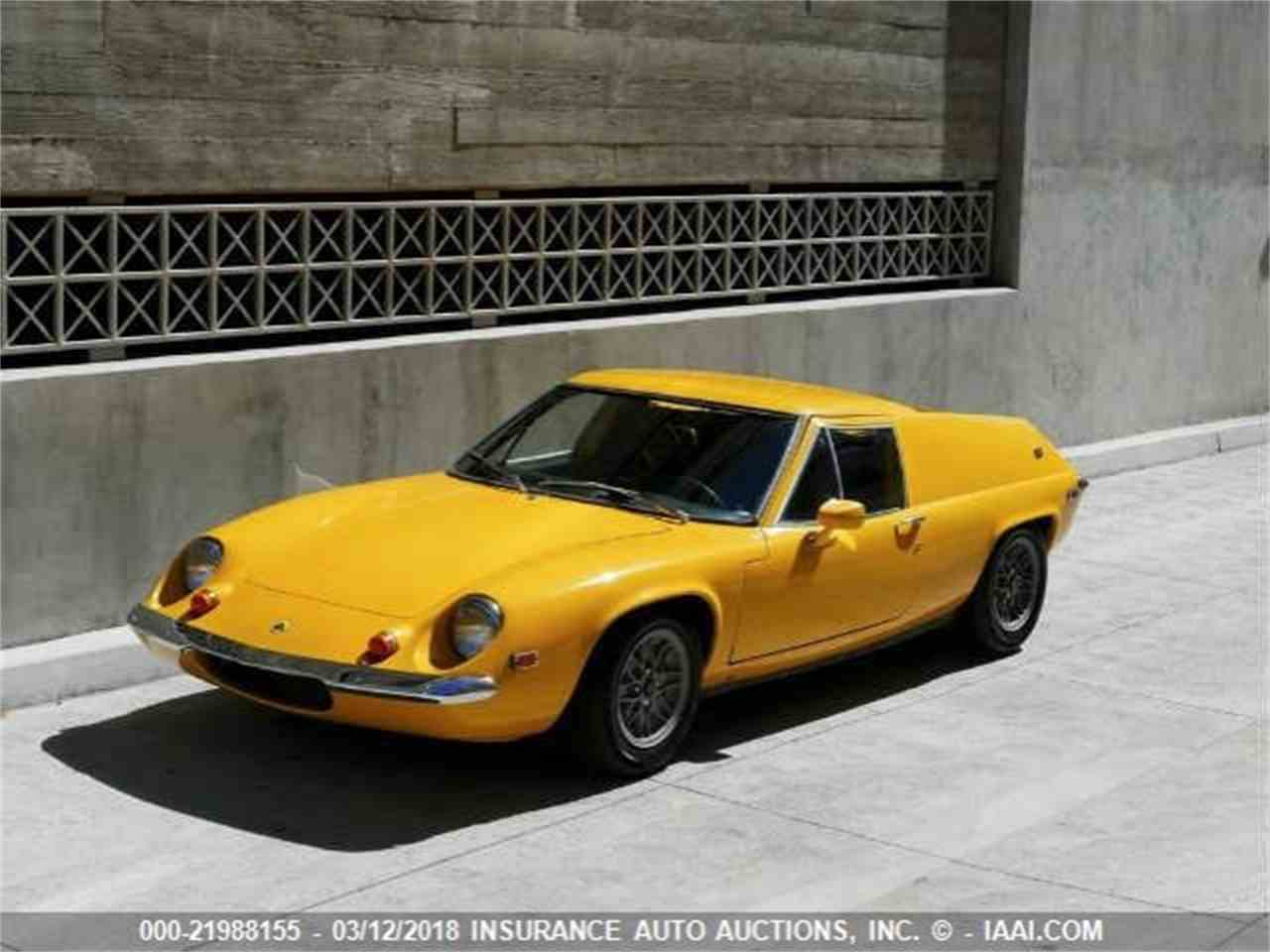 1969 Lotus Race Car for Sale   ClassicCars.com   CC-1073831
