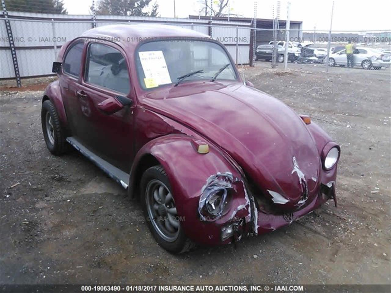 Large Picture of '71 Beetle - N0KS