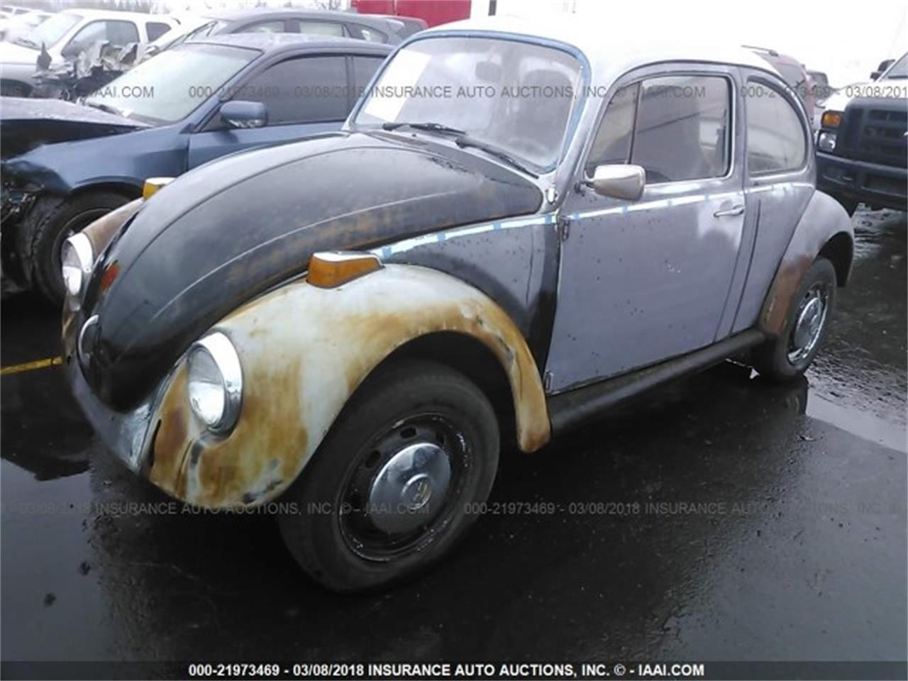 Large Picture of Classic 1972 Beetle located in Online Auction Vehicle Offered by SCA.AUCTION - N0KV
