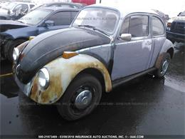 Picture of Classic '72 Beetle located in Online Auction Online Offered by SCA.AUCTION - N0KV