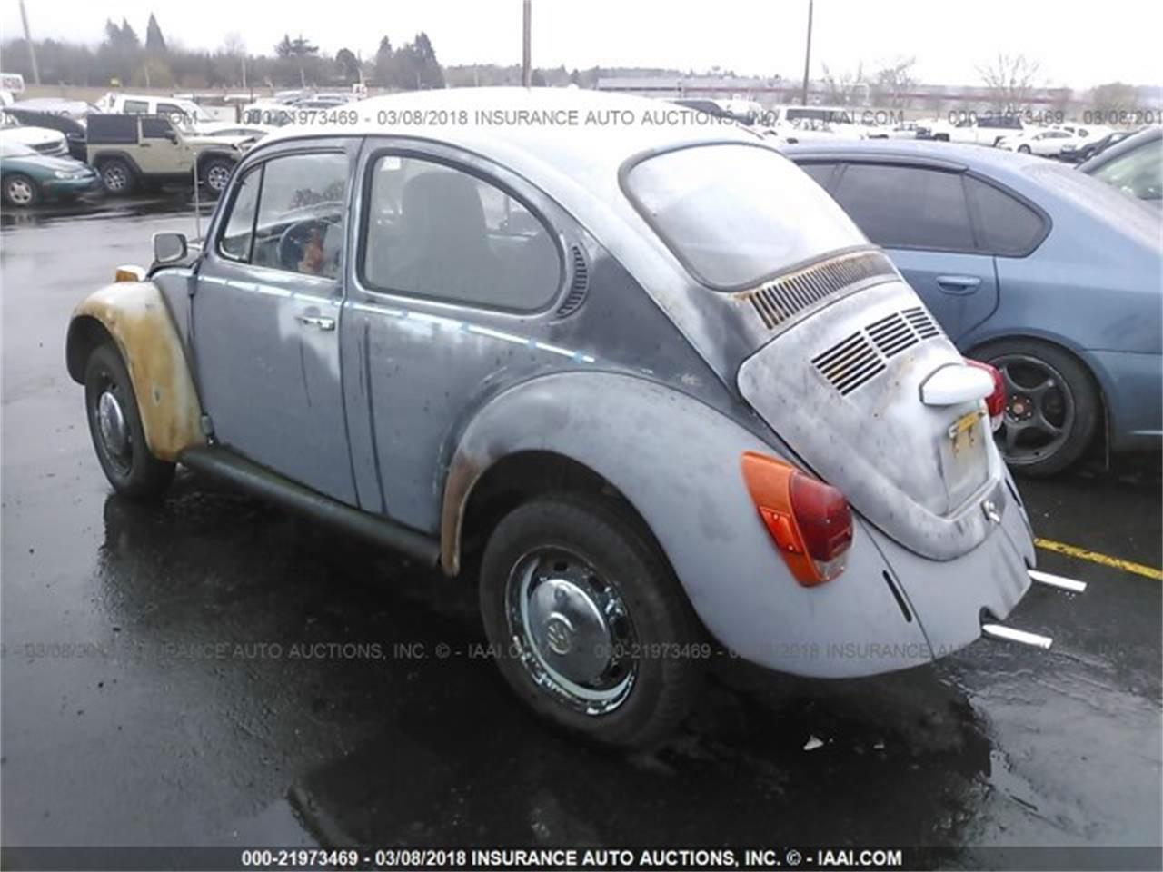 Large Picture of 1972 Volkswagen Beetle Auction Vehicle Offered by SCA.AUCTION - N0KV