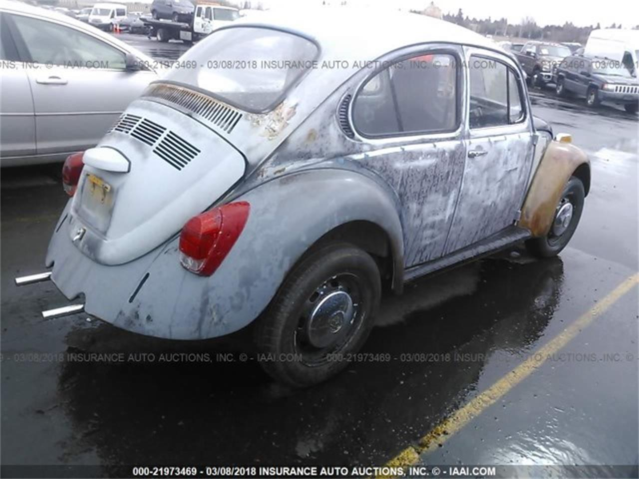 Large Picture of '72 Volkswagen Beetle located in Online Offered by SCA.AUCTION - N0KV