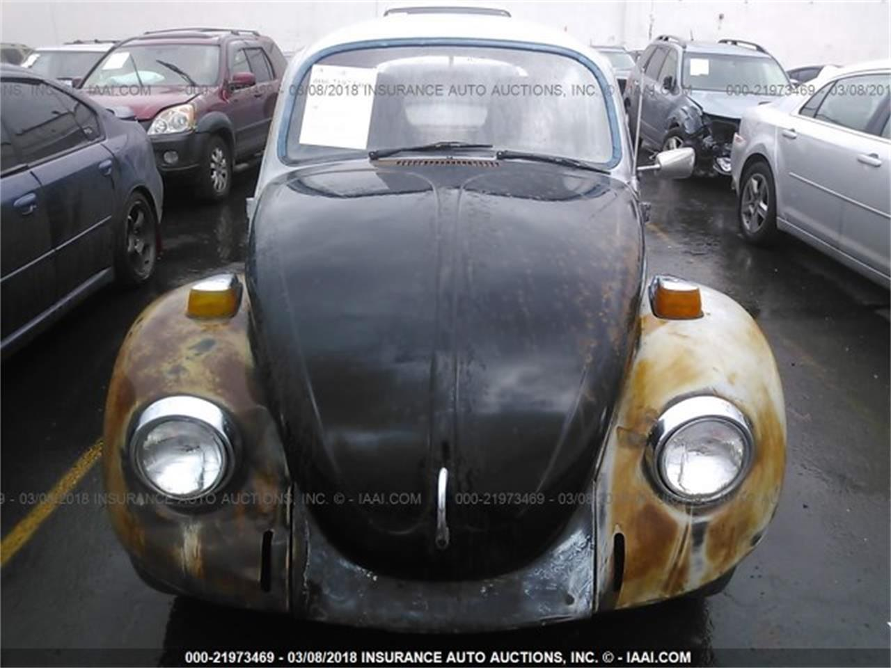 Large Picture of 1972 Volkswagen Beetle located in Online Auction Vehicle - N0KV