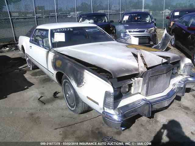 Picture of '75 Continental Mark IV - N0L4