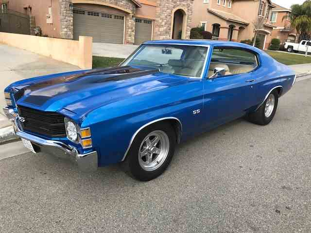 Picture of 1971 Chevelle Malibu located in Riverside CALIFORNIA - $45,500.00 - MXWX