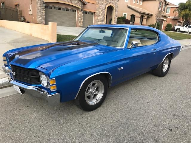 Picture of '71 Chevrolet Chevelle Malibu Offered by a Private Seller - MXWX