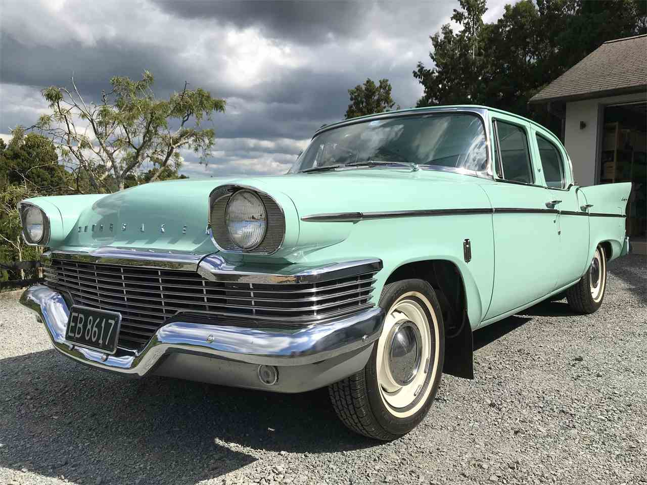 Large Picture of Classic '58 Studebaker Champion located in New Zealand Offered by a Private Seller - MXWY