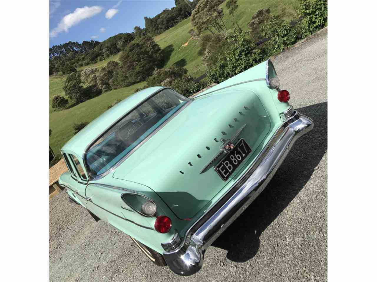 Large Picture of 1958 Studebaker Champion Offered by a Private Seller - MXWY