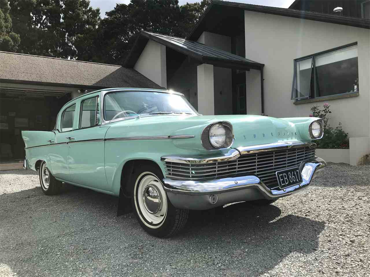 Large Picture of Classic '58 Champion located in New Zealand - MXWY
