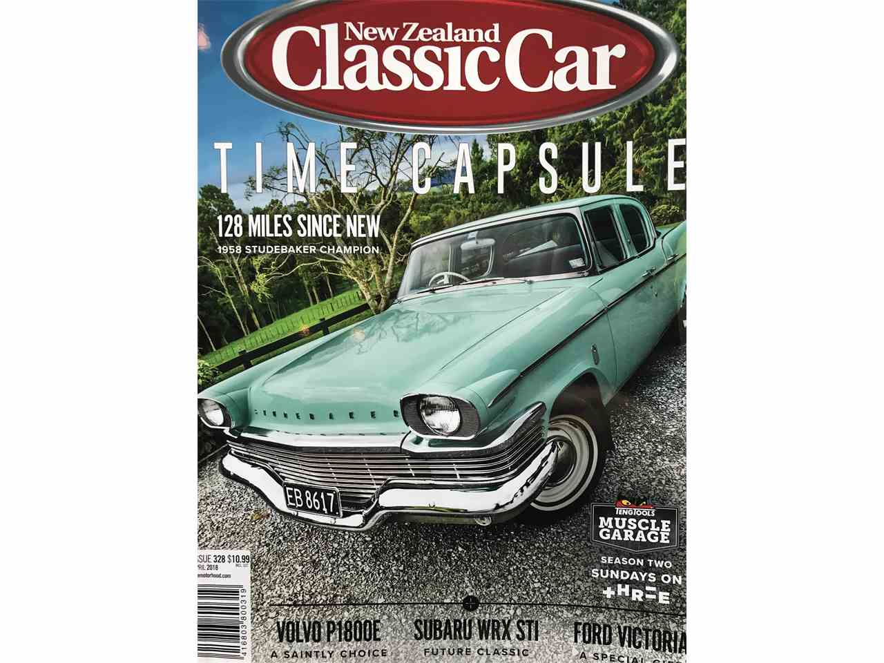 Large Picture of Classic 1958 Studebaker Champion located in New Zealand - MXWY