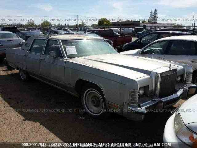 Picture of '77 Continental - N0LK