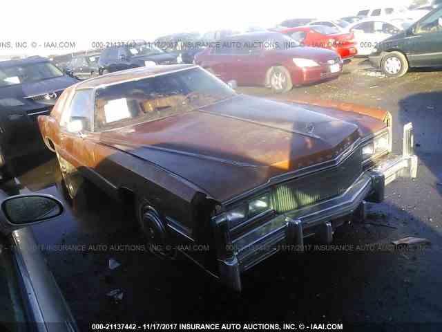 Picture of '77 Eldorado - N0LT
