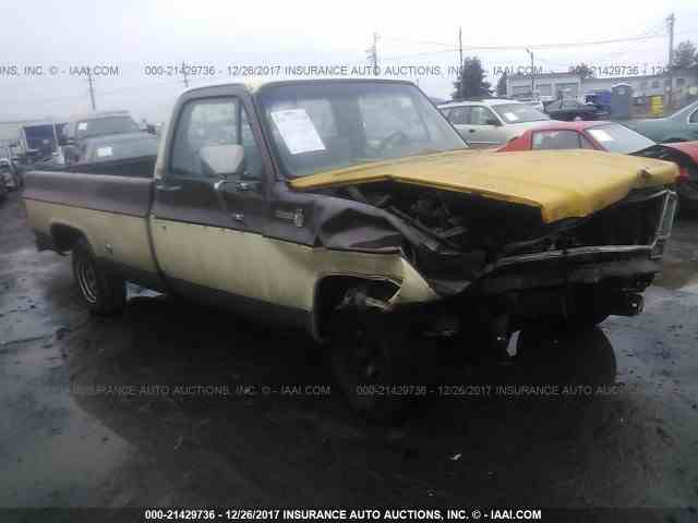 Picture of '77 Pickup - N0LW