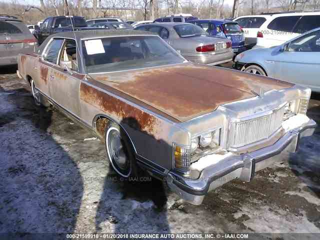 Picture of '77 Grand Marquis - N0LY