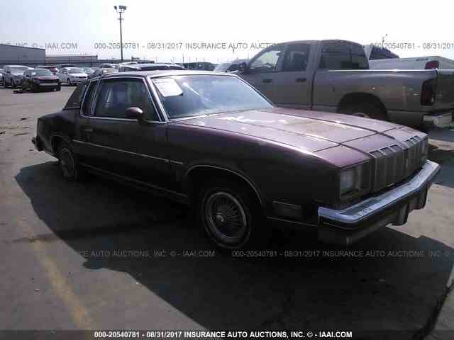 Picture of '78 Cutlass - N0MG