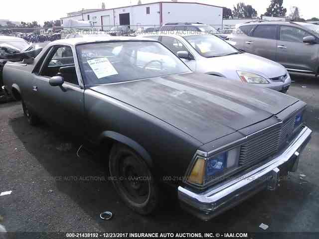 Picture of '78 El Camino - N0MQ