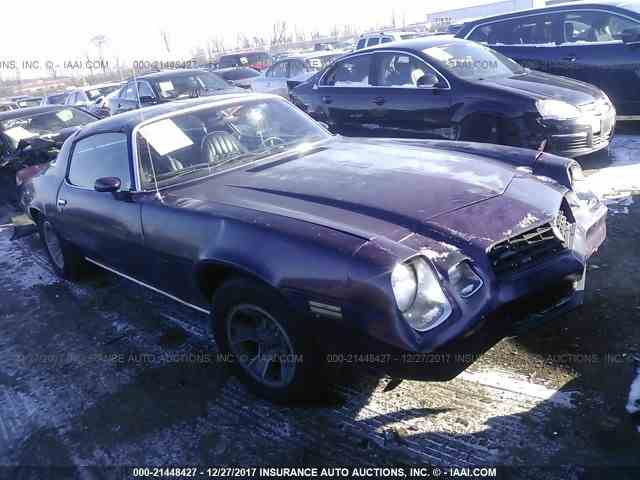 Picture of '78 Camaro - N0MS