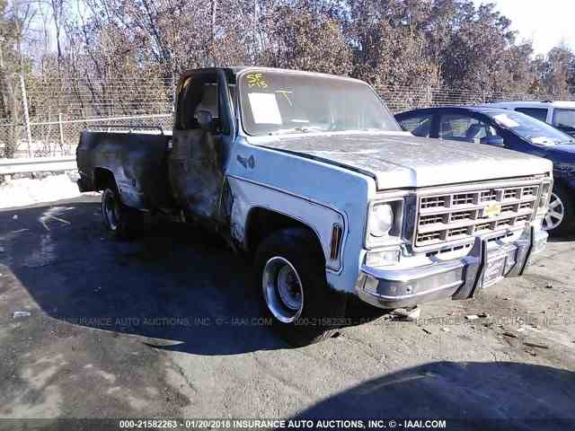 Picture of '78 C10 - N0MV