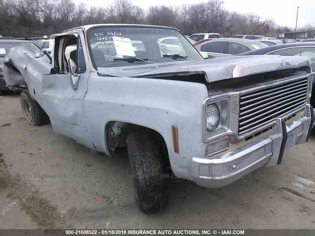Picture of '78 C10 - N0MX