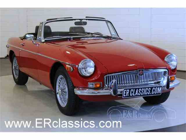 Picture of '73 MGB - MXX5