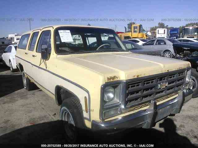 Picture of '79 Suburban - N0NV