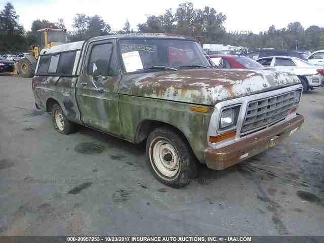 Picture of '79 F100 - N0NZ