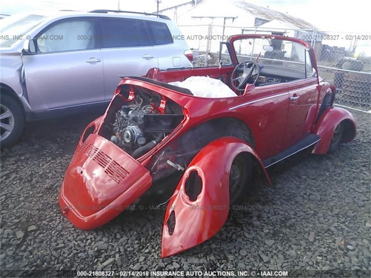 Large Picture of '79 Beetle located in Online Auction Online Auction Vehicle Offered by SCA.AUCTION - N0OF